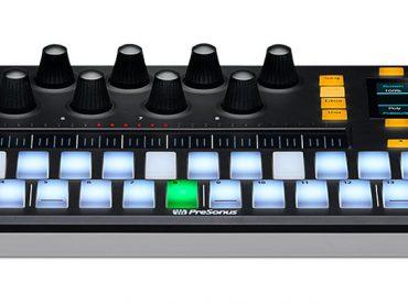 PreSonus' Atom SQ integrates with both Studio One and Ableton Live