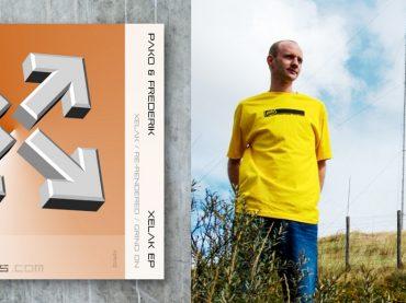 Exclusive Premiere: Pako & Frederik – Xelak (Vector Space Recordings)