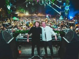 Return to Rio releases exclusive Nick Warren and Hernan Cattaneo LIVE mix